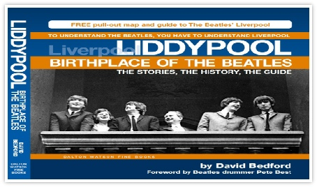 Liddypool Beatles tour in Liverpool with Beatles author David Bedford