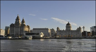 The UNESCO World Heritage Site Liverpool Waterfront