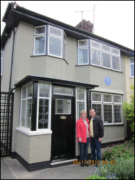 Visit John Lennon's childhood home of Mendips