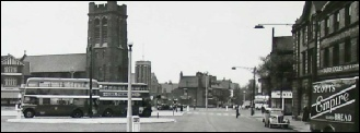 Penny Lane in the 1950s